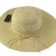Do czego nosić słomkowy kapelusz